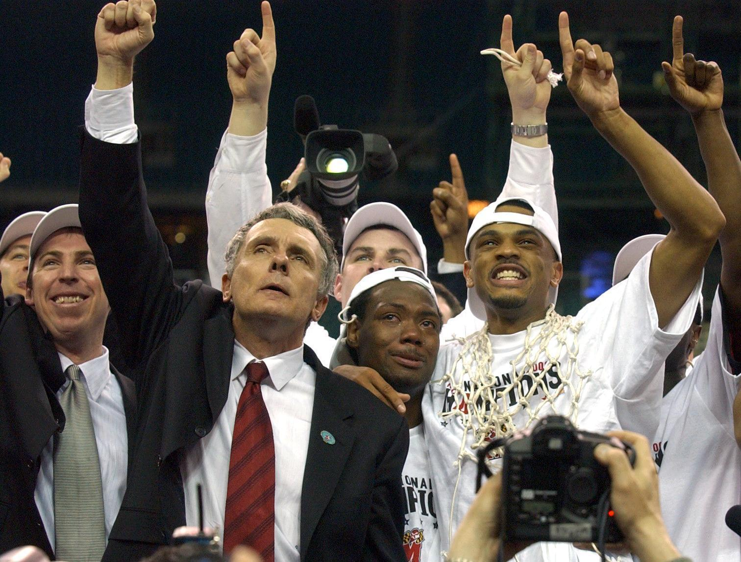 Men S Basketball National Champions: Terps To Honor Gary Williams And The 2001 Final Four, 2002