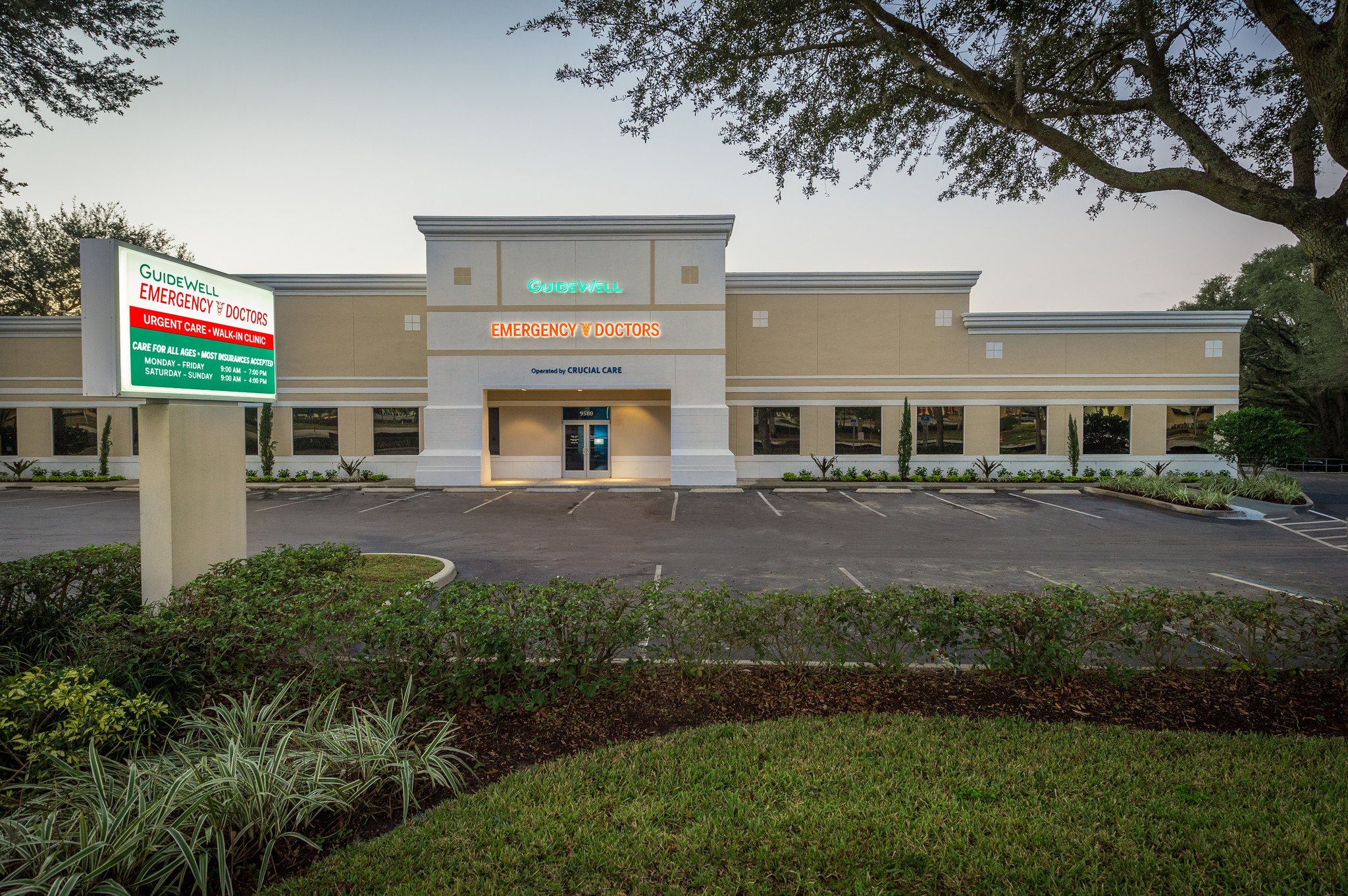 Guidewell Emergency Doctors Opens New Facility Orlando