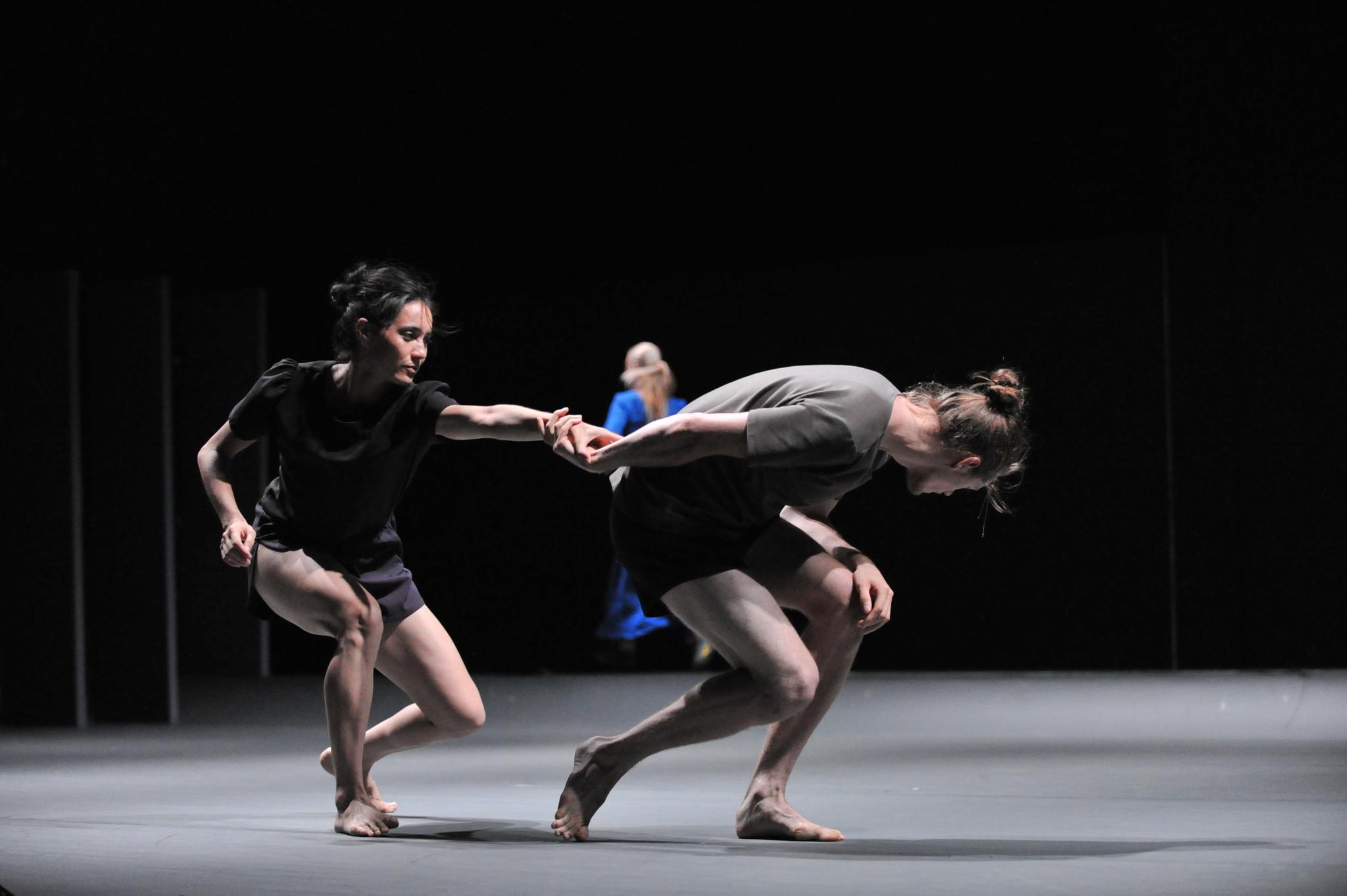 Review: Batsheva Dance rails against convention, per usual ...