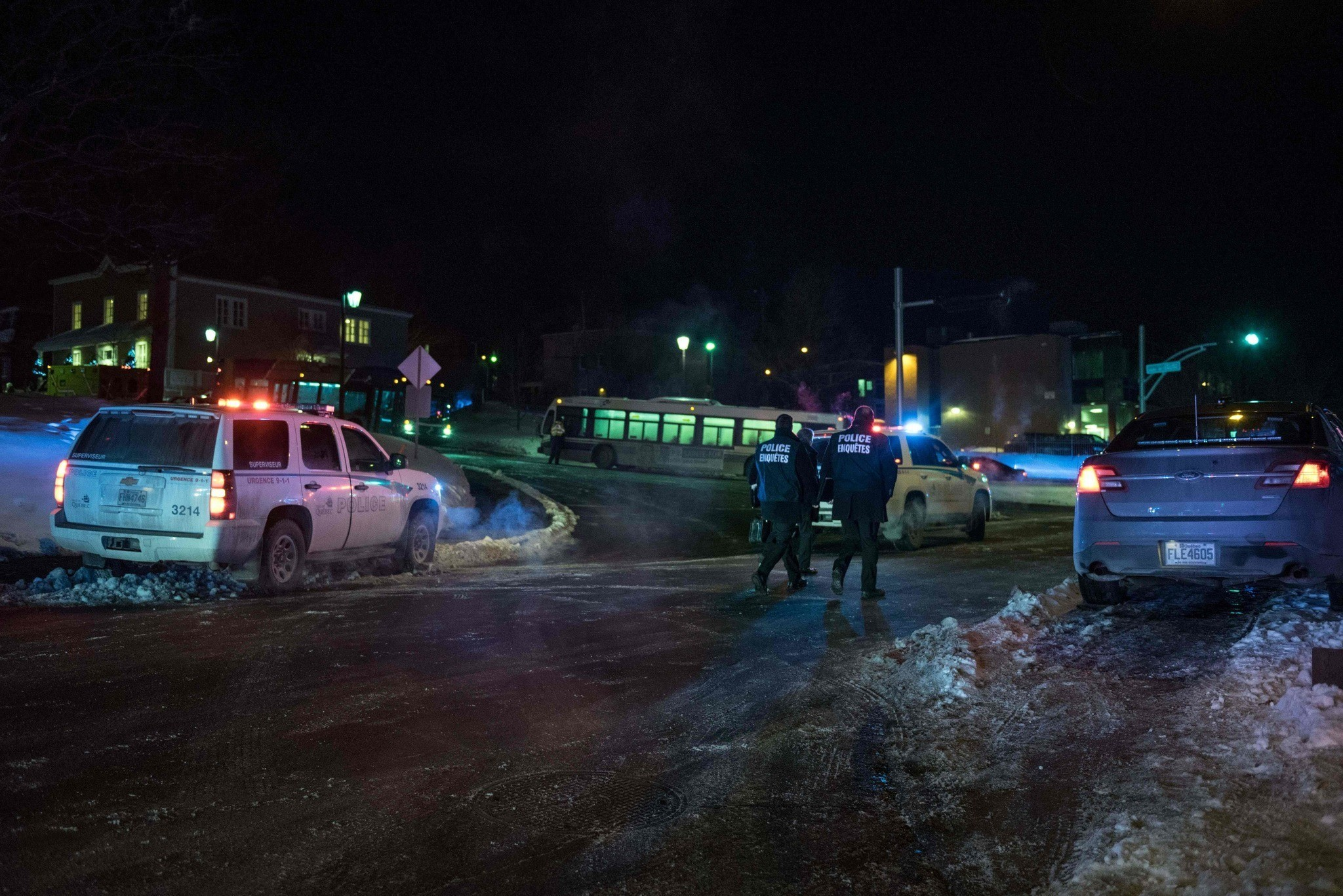 Mosque Shooting: 6 Killed, 8 Injured By Gunmen At Quebec City Mosque