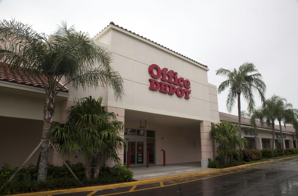 Office Depot Names Lenovo Executive Gerry Smith New Ceo