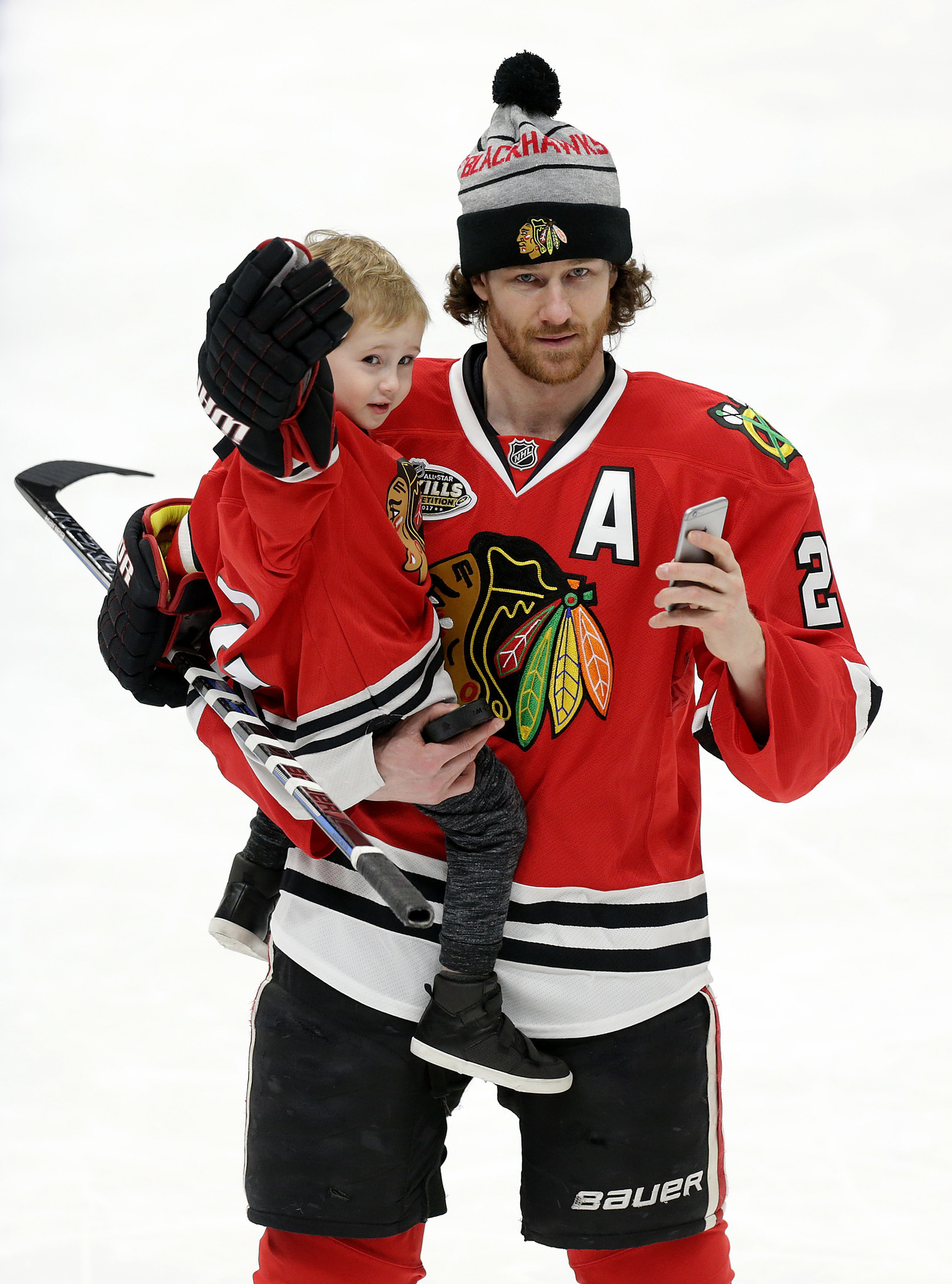 Duncan Keith S All Star Experience Extra Special Because