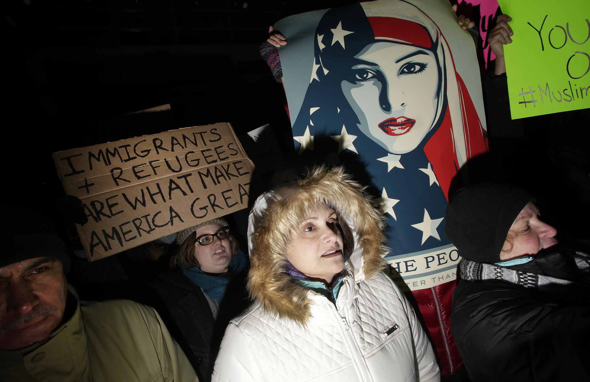 Trump's refugee order: Which side are you on? - Chicago ...