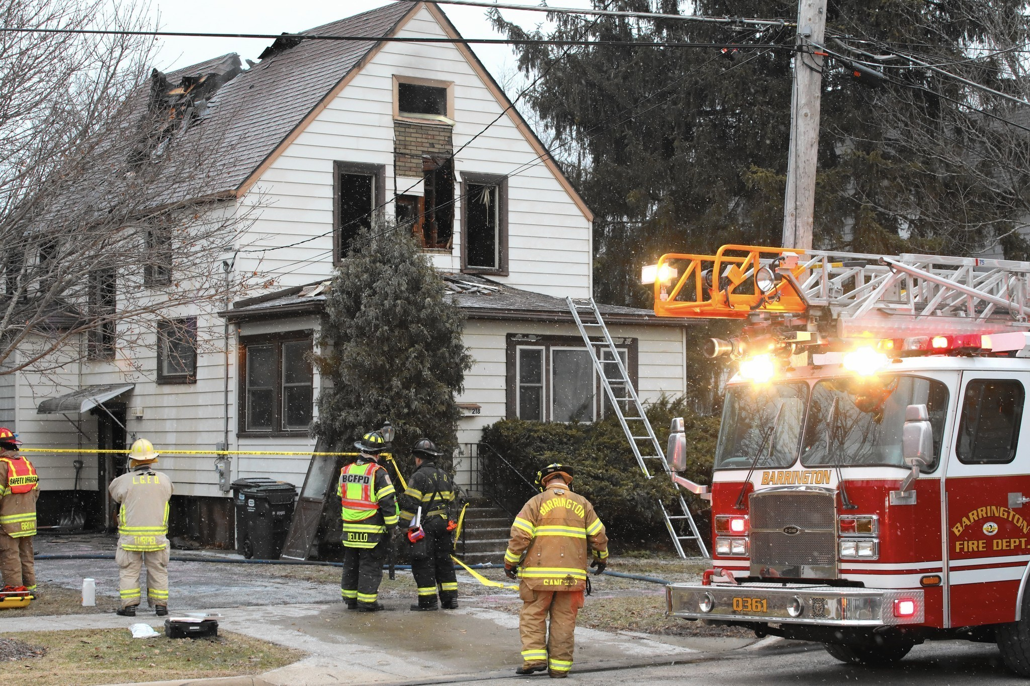 Officials investigating cause of Sunday house fire in ...