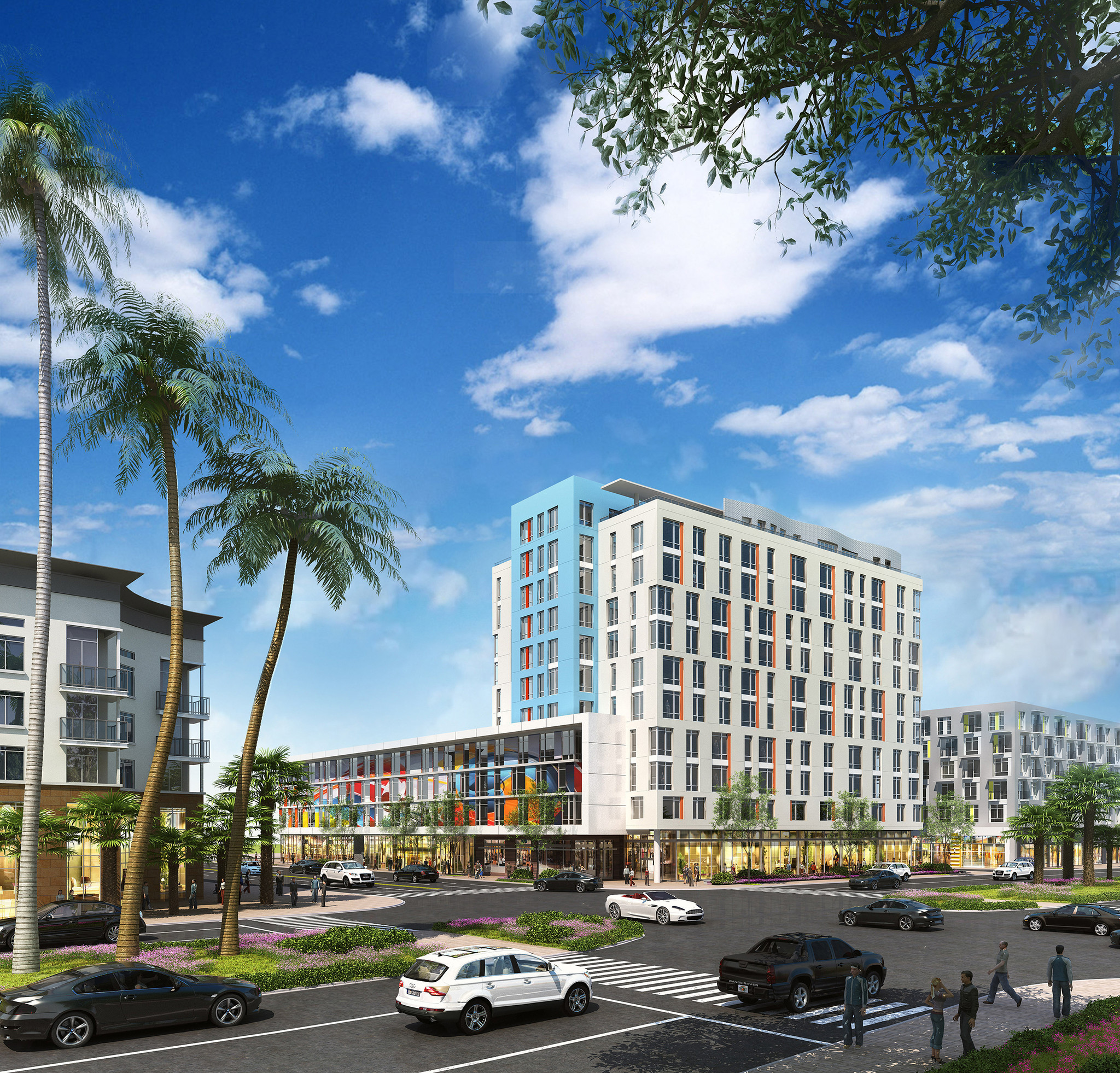 Town Center Apartments: Tavistock Eyes Q2 Start On Building With Micro-apts Near