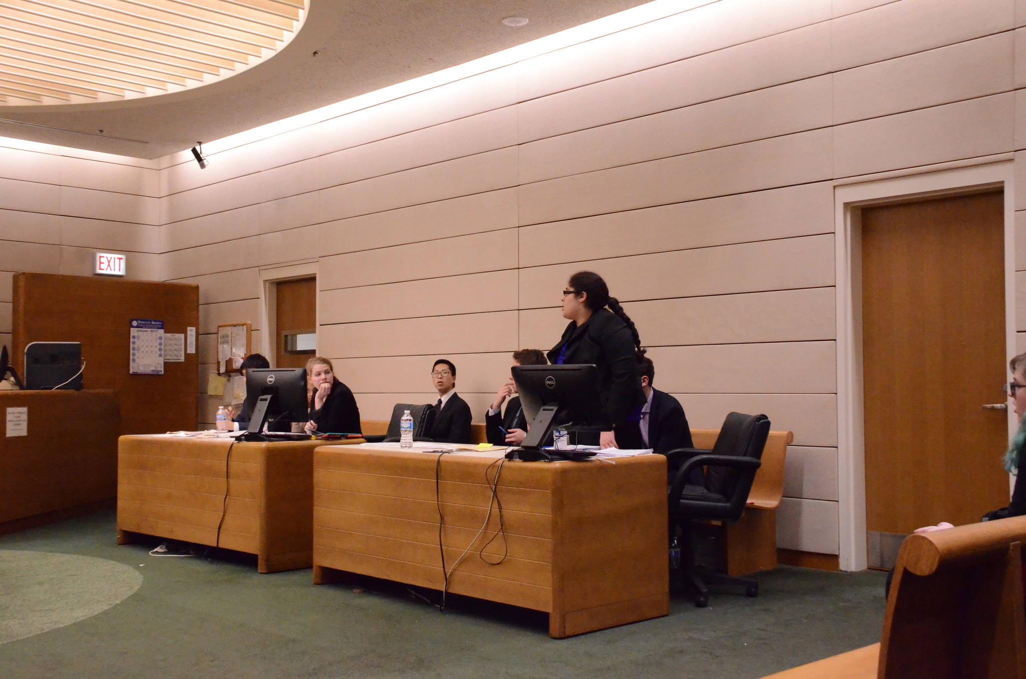 high school teams gain valuable experience at th annual mock high school teams gain valuable experience at 4th annual mock trial invitational evanston review