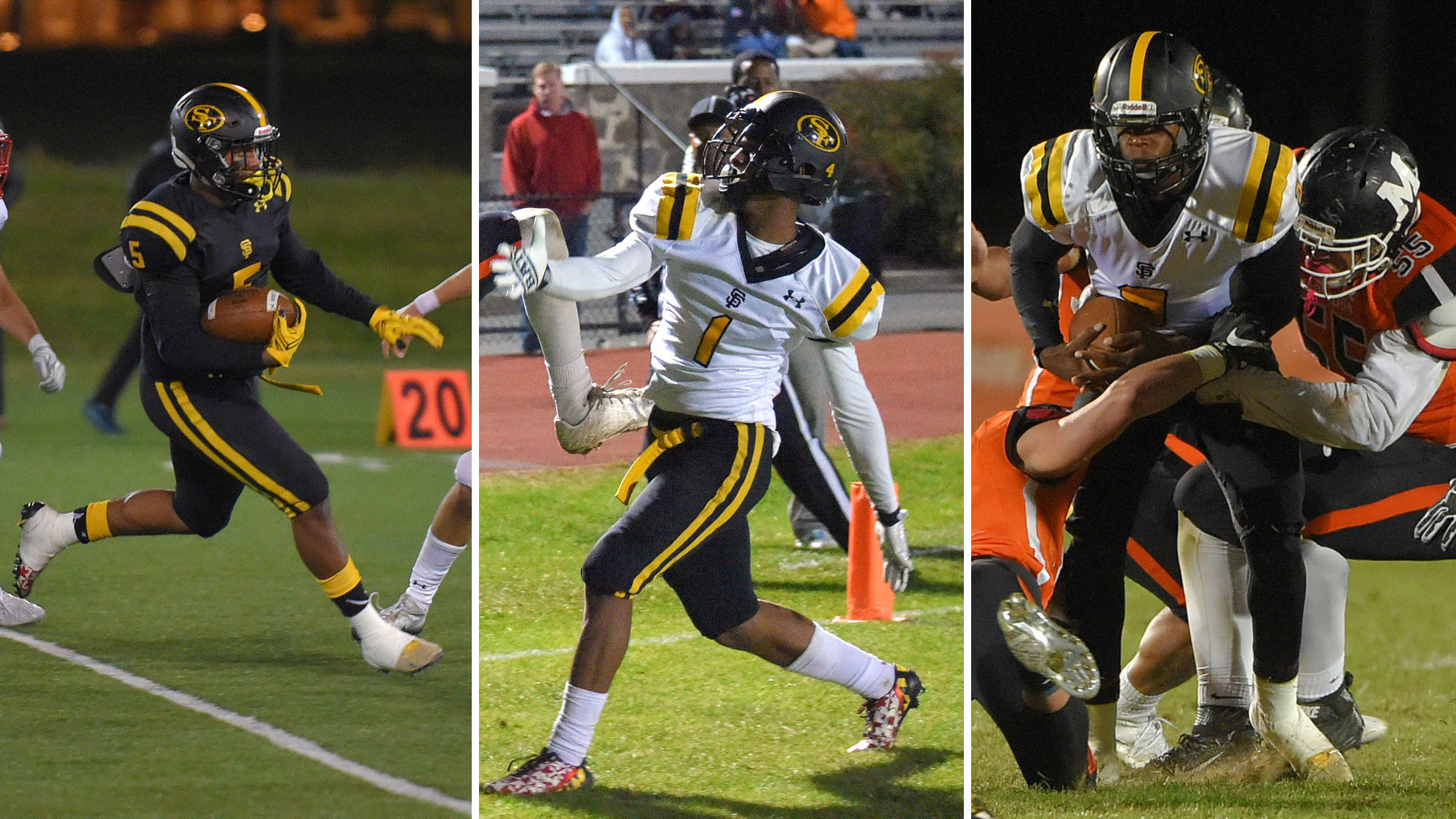 St Frances Sends 11 Football Players To College Baltimore Sun
