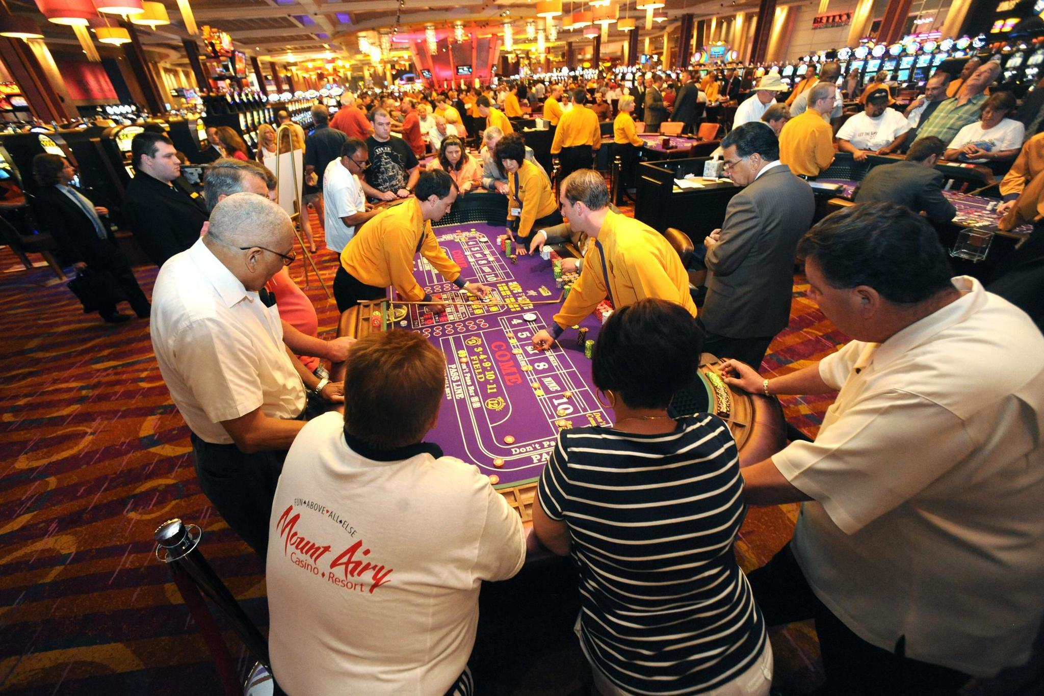 Mount Airy Gambler Drinks 27 Rum And Cokes Falls Off