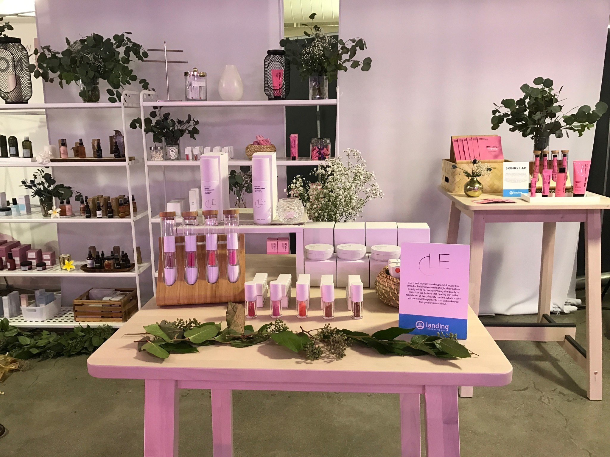 Retailers Flock To Indie Beauty Expo In L.A.