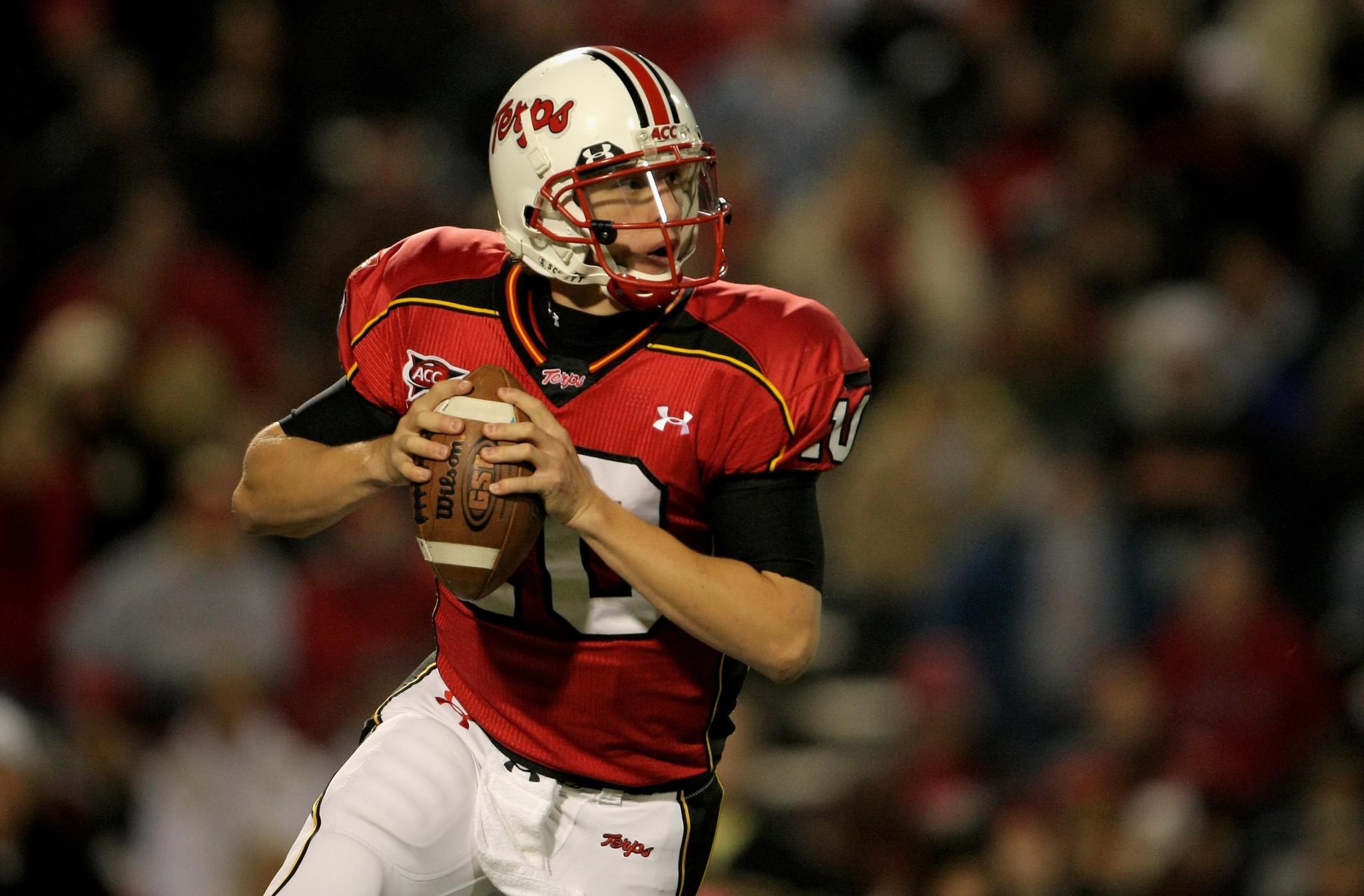 Wallpaper Matt Ryan Matthew Thomas Ryan Quarterback: Catching Up With ... Chris Turner, The Maryland