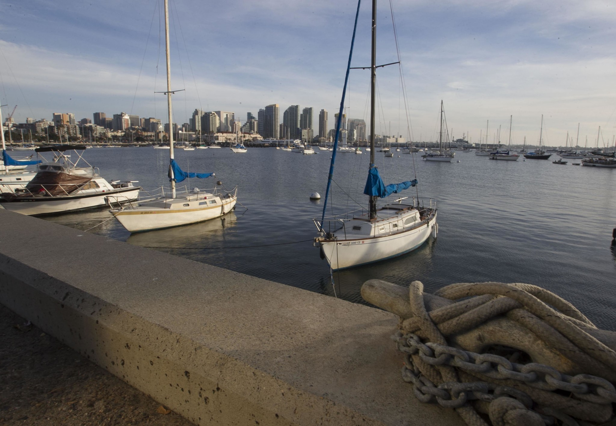 Southern california slip costs - Cruisers & Sailing Forums