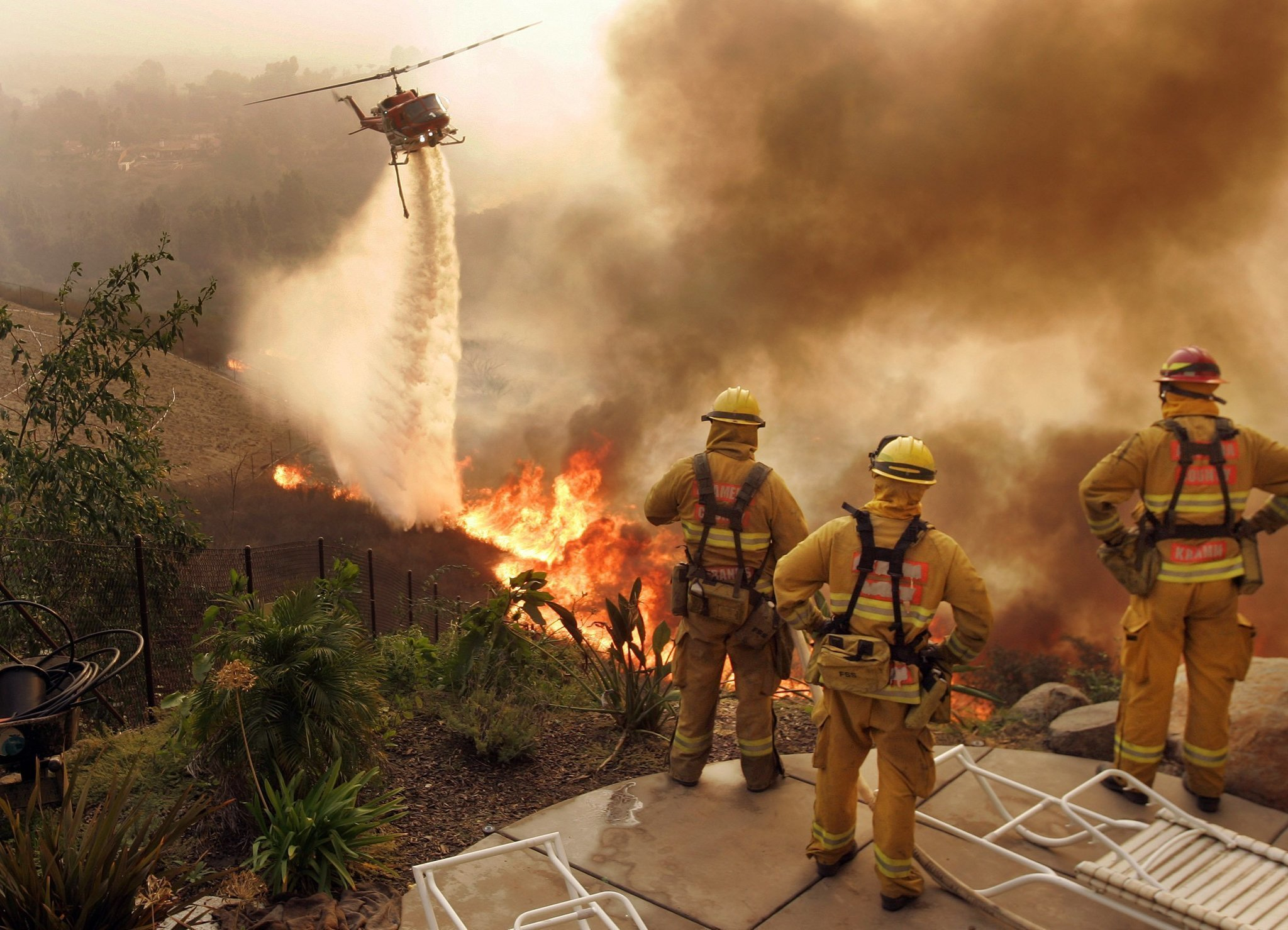 SDG&E wildfire response debated at CPUC hearing over costs