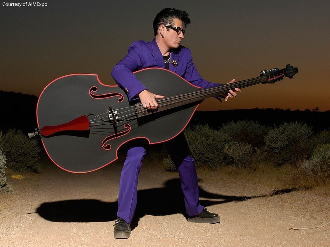 Review Lee Rocker Of The Stray Cats Brought Memories And
