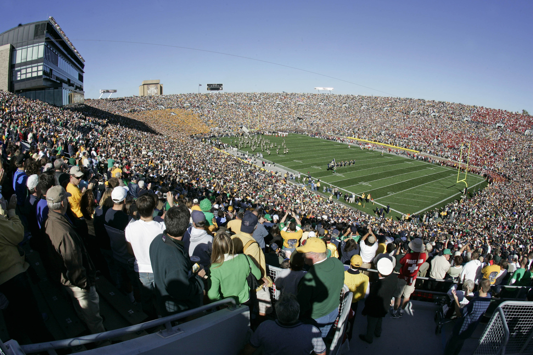 Notre Dame To Have New Pricing Model For Football Tickets