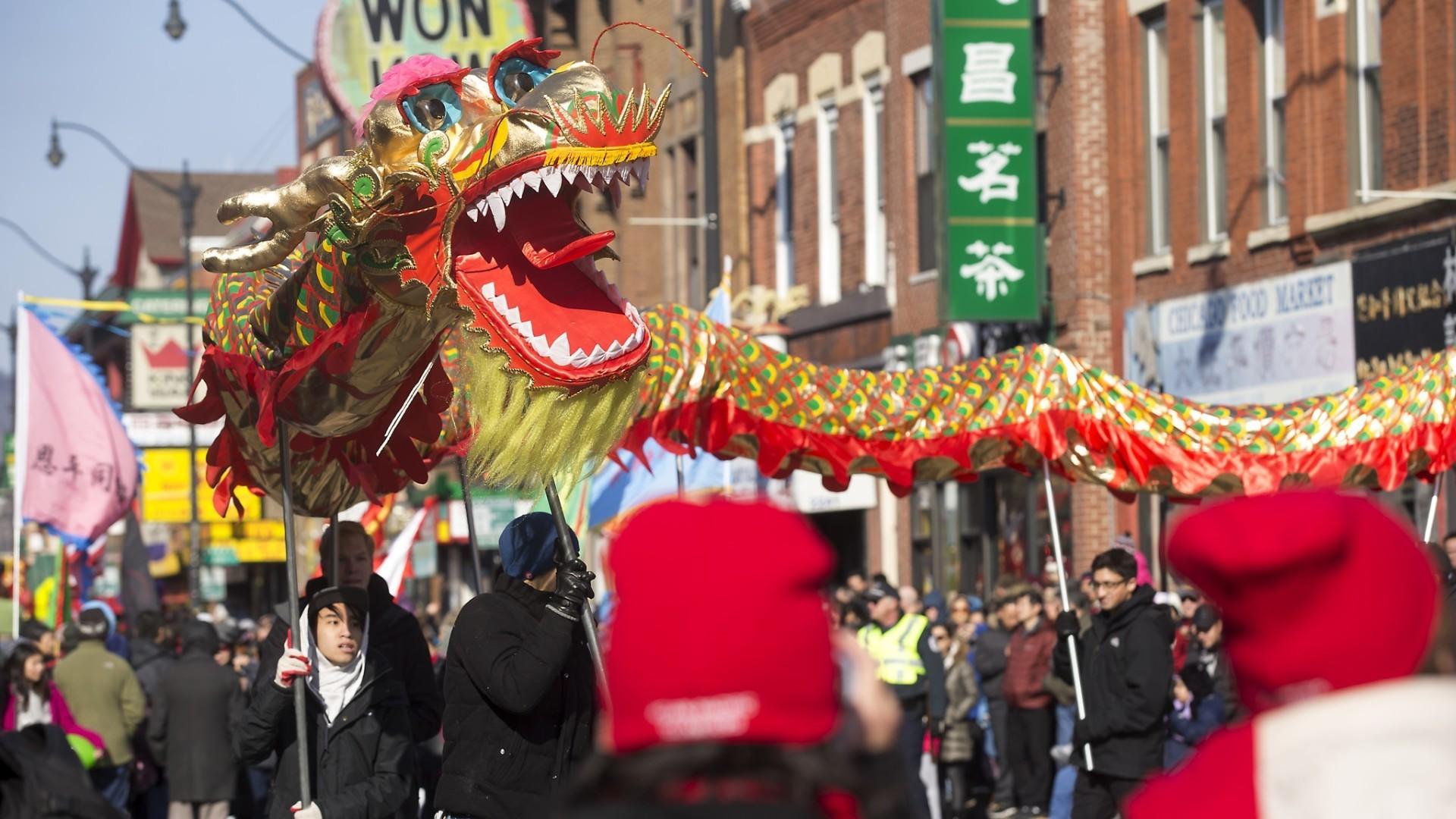 Chinatown 2017 Lunar New Year Parade - Chicago Tribune