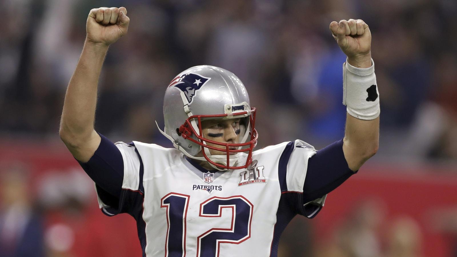 info for a2380 e4613 Super Bowl LI: Patriots win thriller over Falcons in ...