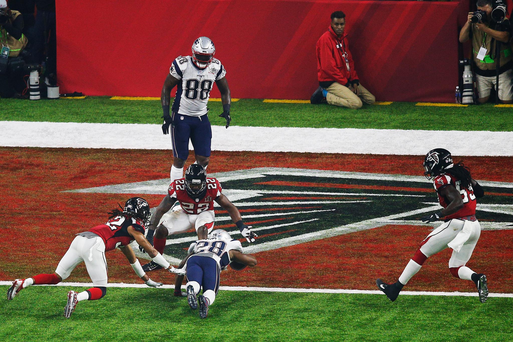 Super Bowl LI - New England Patriots v Atlanta Falcons ...