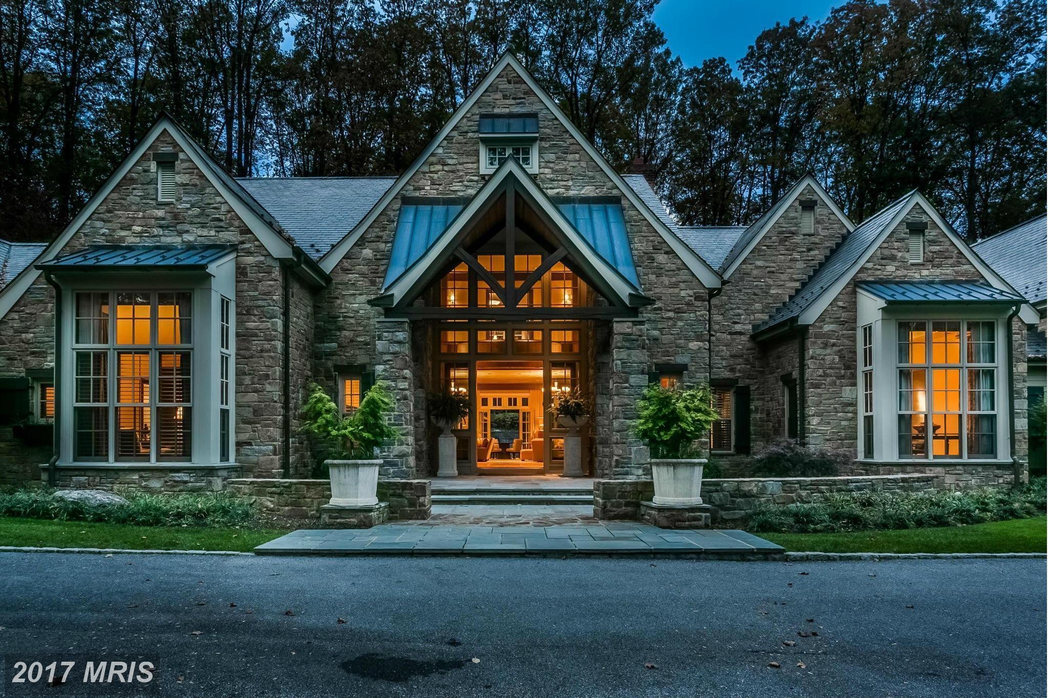10 most expensive baltimore-area new home listings in january 2017