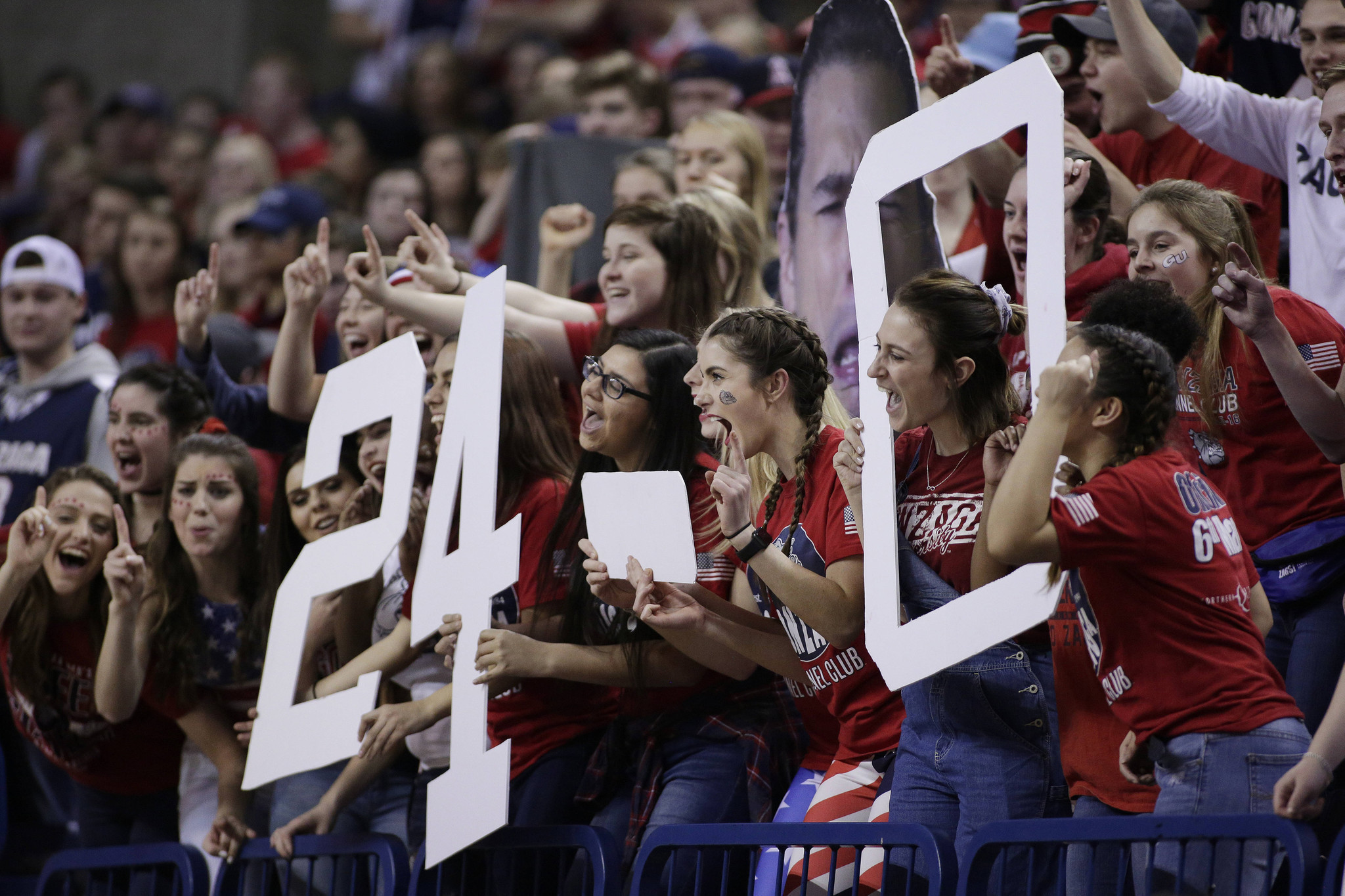 College Basketball Rankings 2017 Projected Week 11 Top 25: Wild Weekend Shuffles Ranks, But Gonzaga Stays No. 1