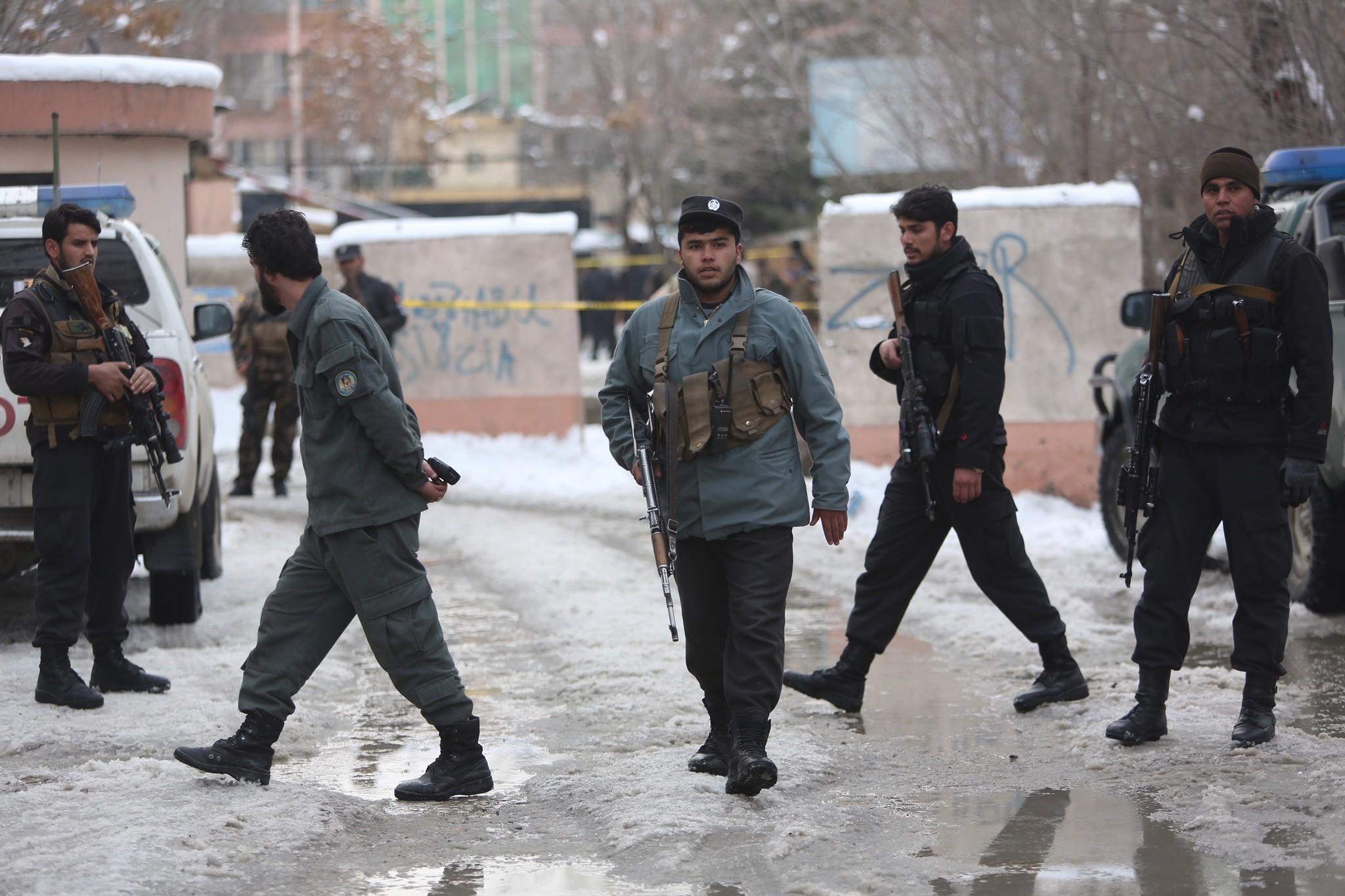 Image result for Six killed, five injured in Kabul suicide bombing