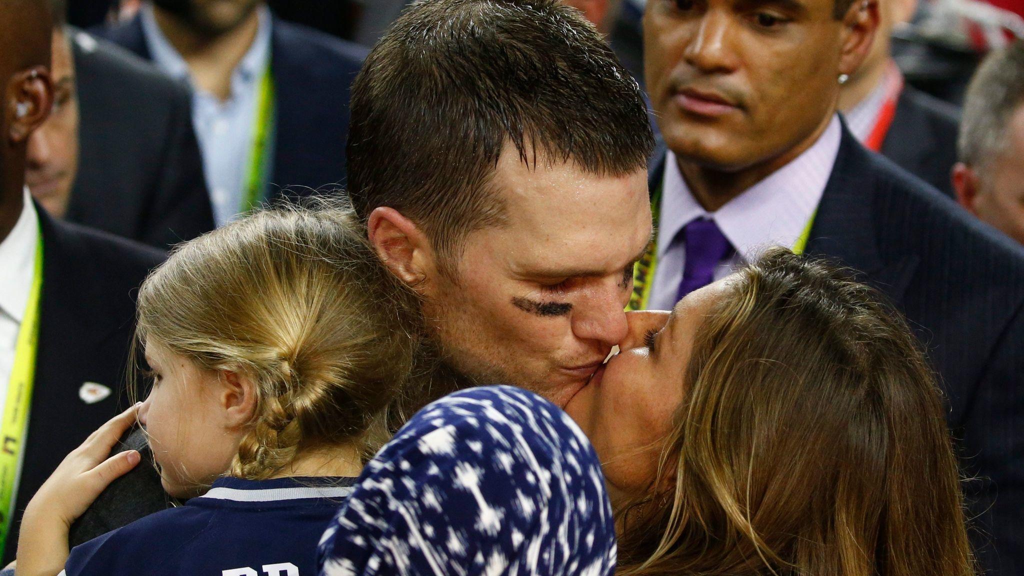 Nfl On Sirius >> Gisele Bundchen wants Tom Brady to retire. His response ...