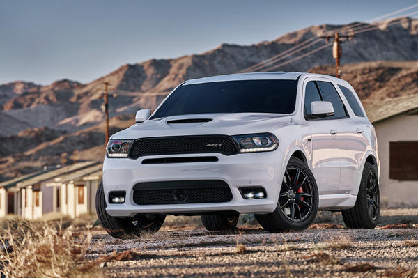 Dodge Unleashes 2018 Durango Srt Performance Suv