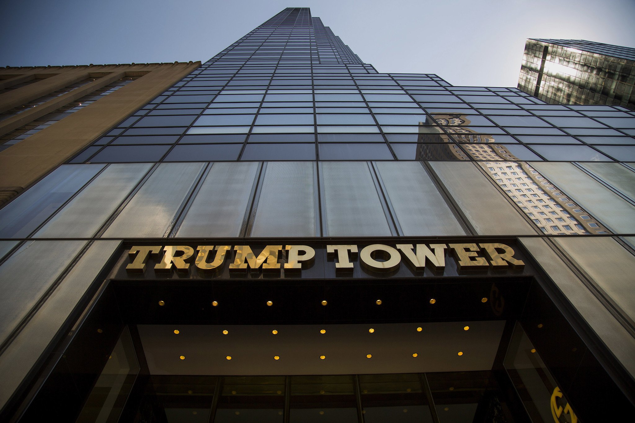 Department Of Defense Looks To Rent Space In Trump Tower Chicago Tribune