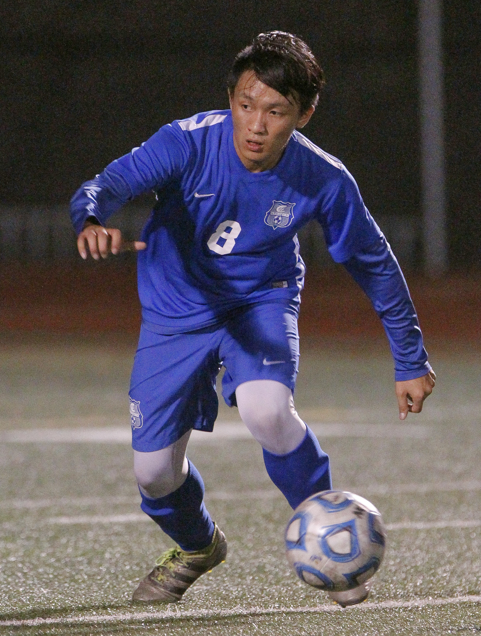 Vietnam native Tin Nguyen will attend Cal State East Bay.