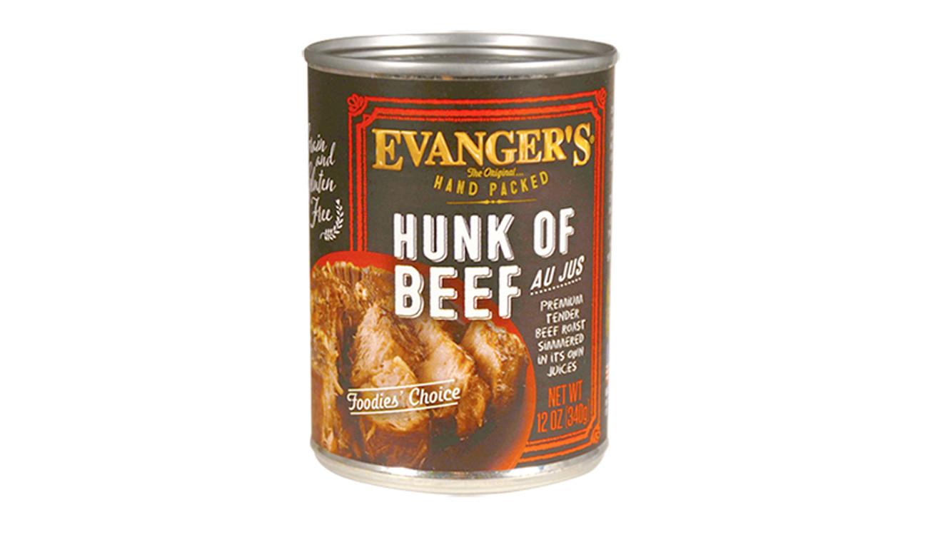 evangers dog food recall