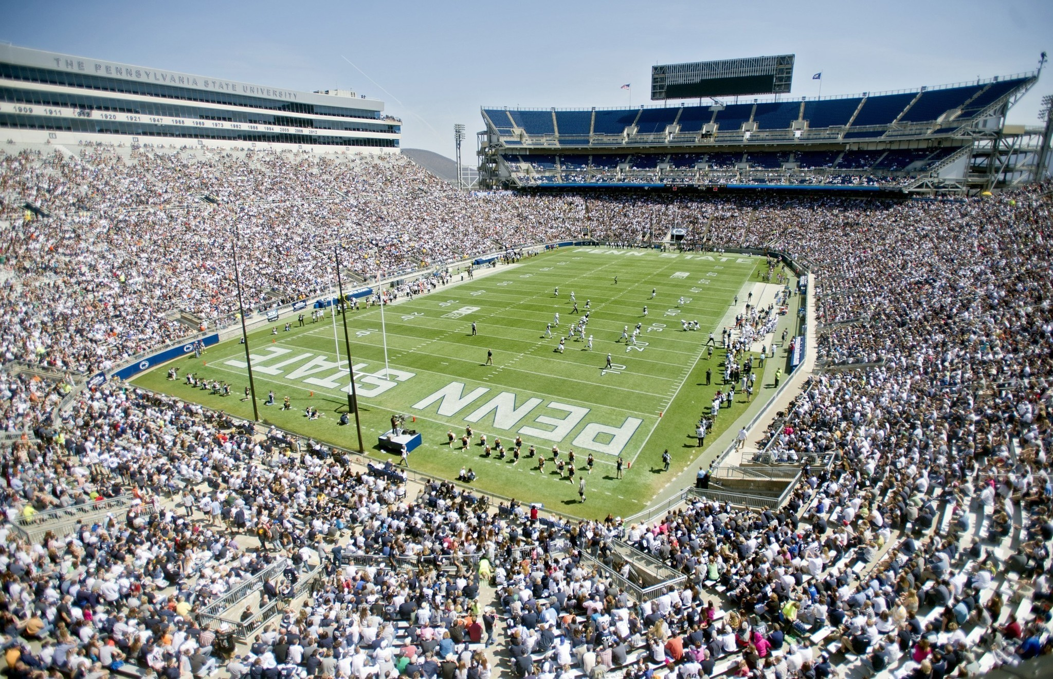 Penn State Announces Details For Blue White Game The