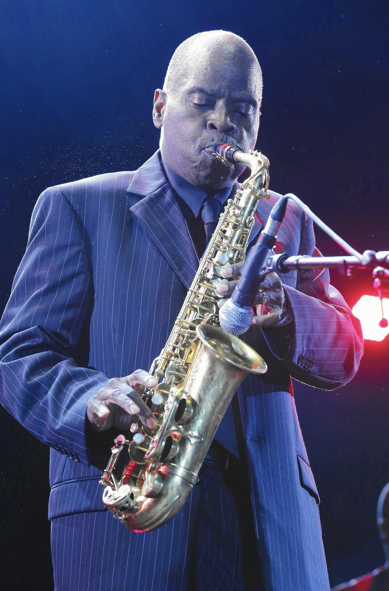 Funk Master Maceo Parker To Put Soul Science To Work At