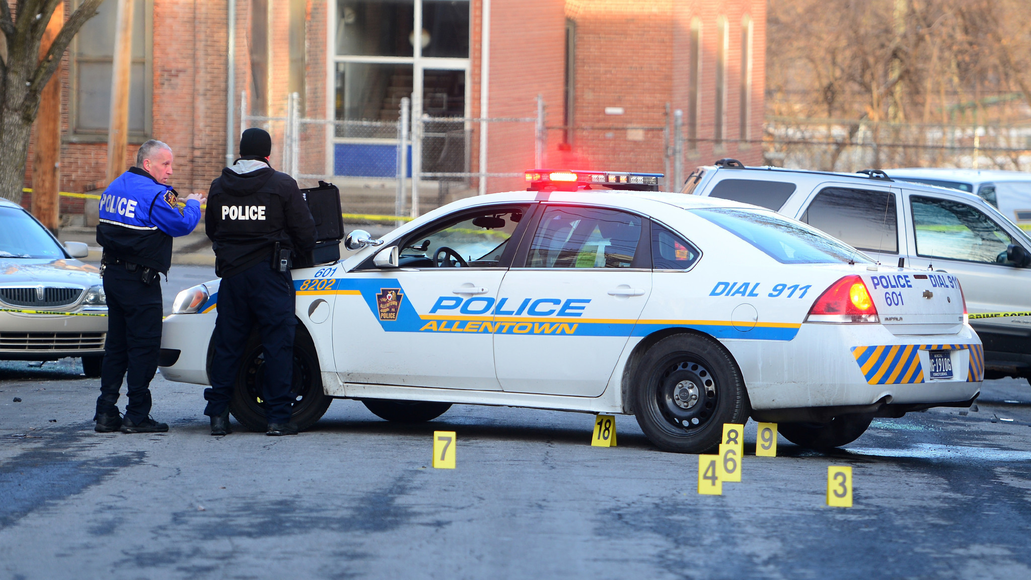 Officers In Allentown Pursuit Testify They Were Forced To