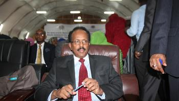 In a fragile Somalia, the parliament chooses a new president