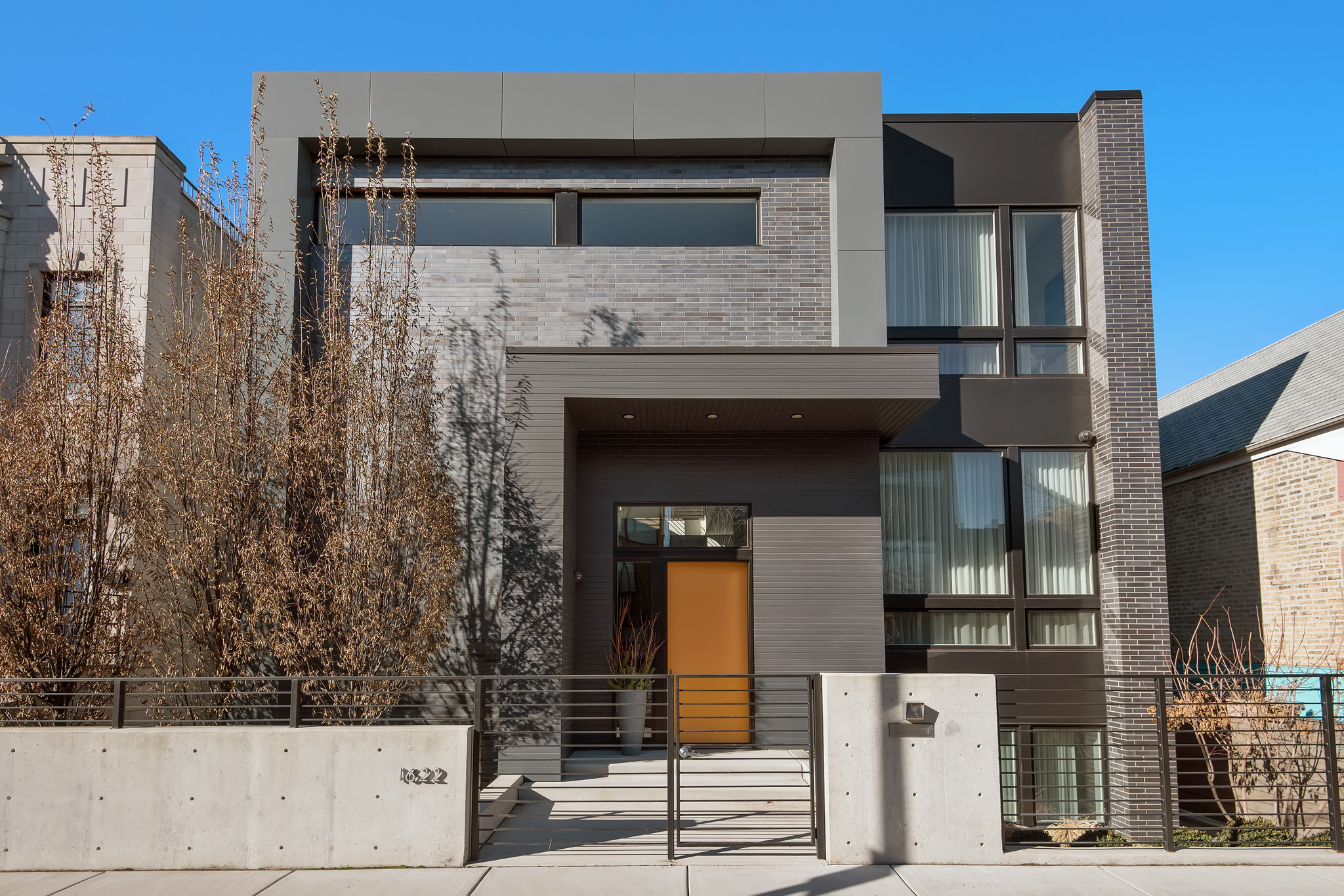 Contemporary Home In Bucktown 4 2m Chicago Tribune