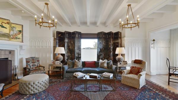 Hot Property | Nicolas Cage's former San Francisco mansion