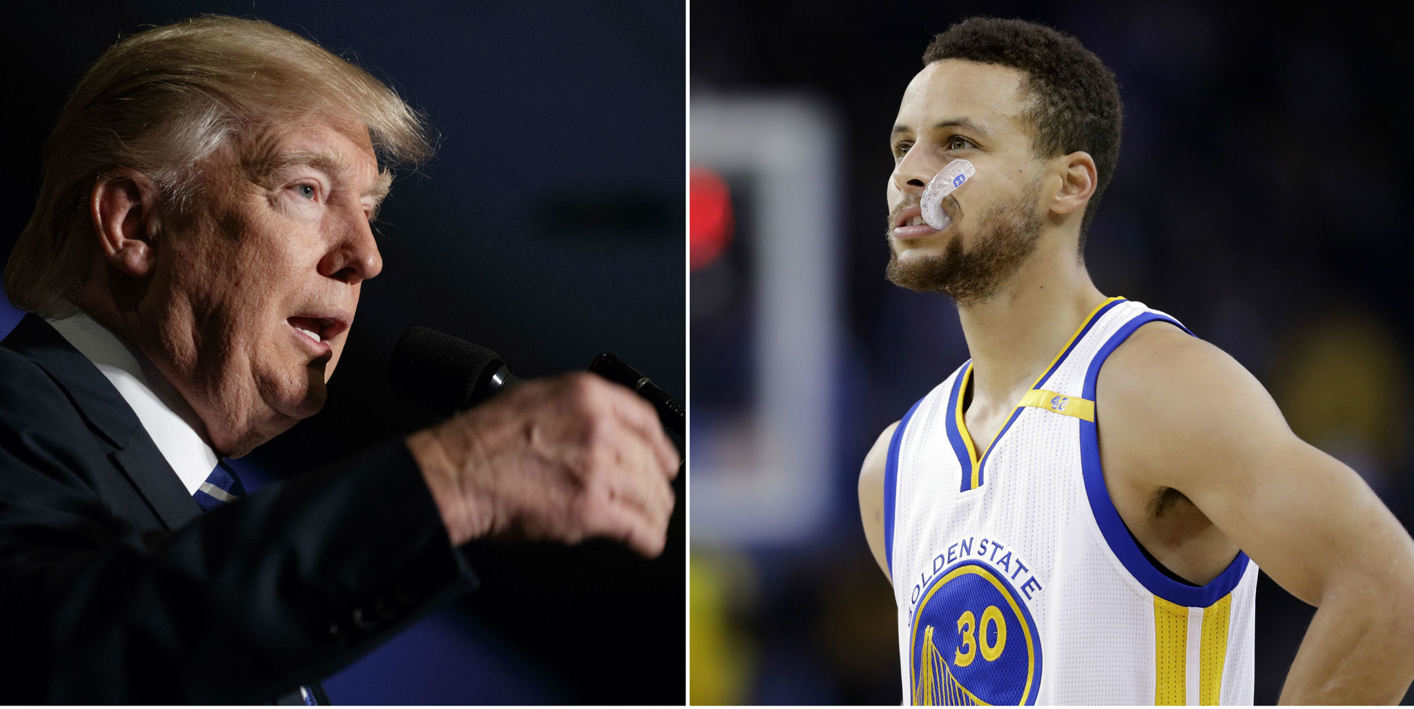 8b454b60f54 ... purchase under armours stephen curry no donald trump is not an asset to  country baltimore sun