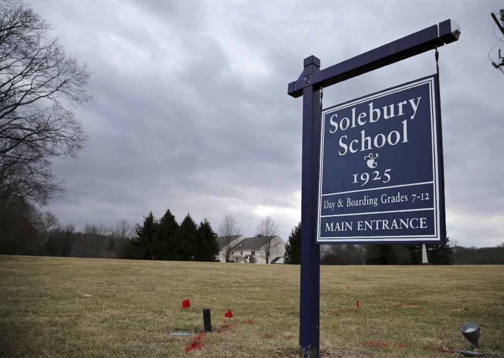 solebury school sex abuse in Grand Prairie