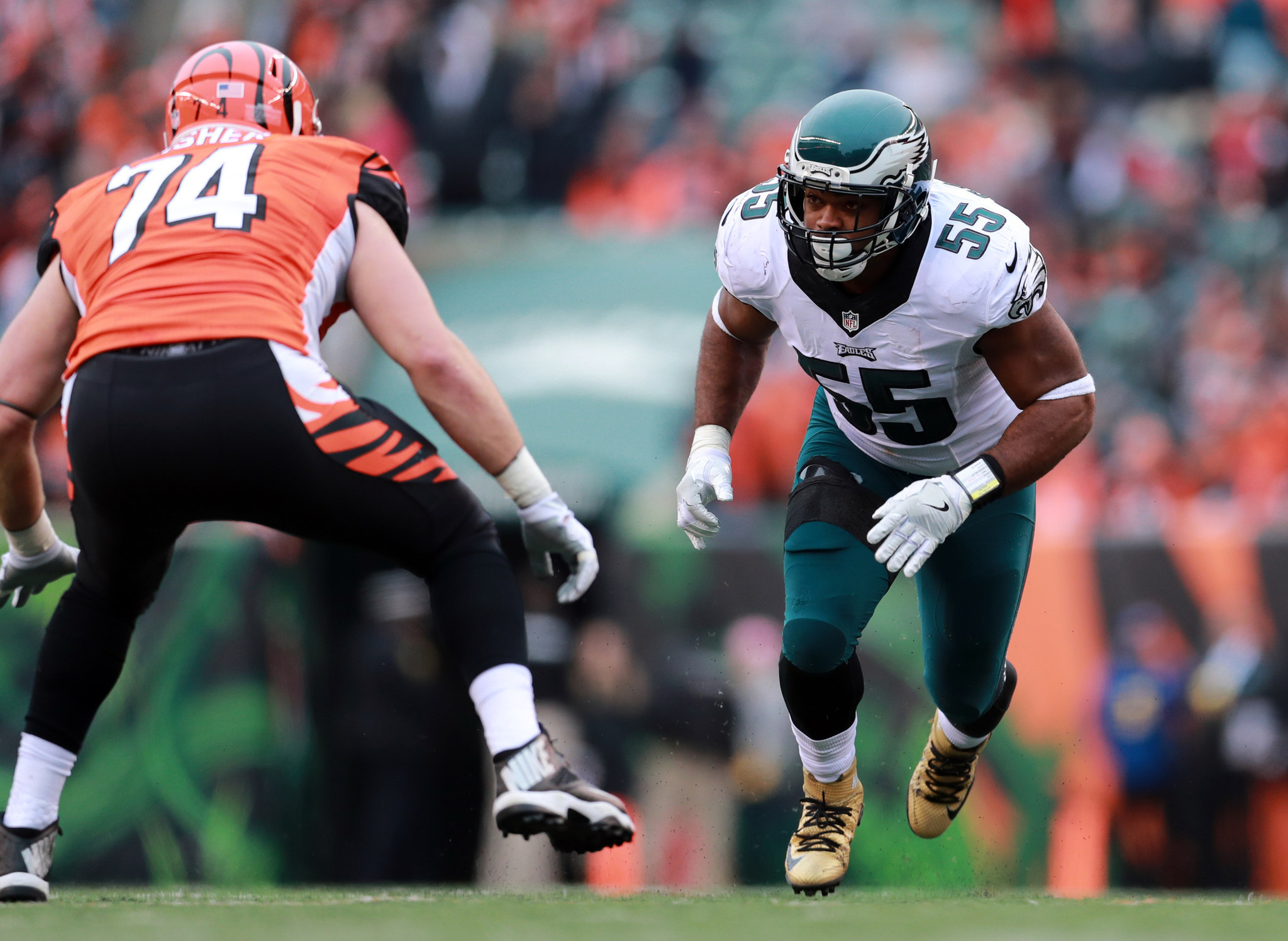 One argument for why Eagles DE Brandon Graham is still underrated ...