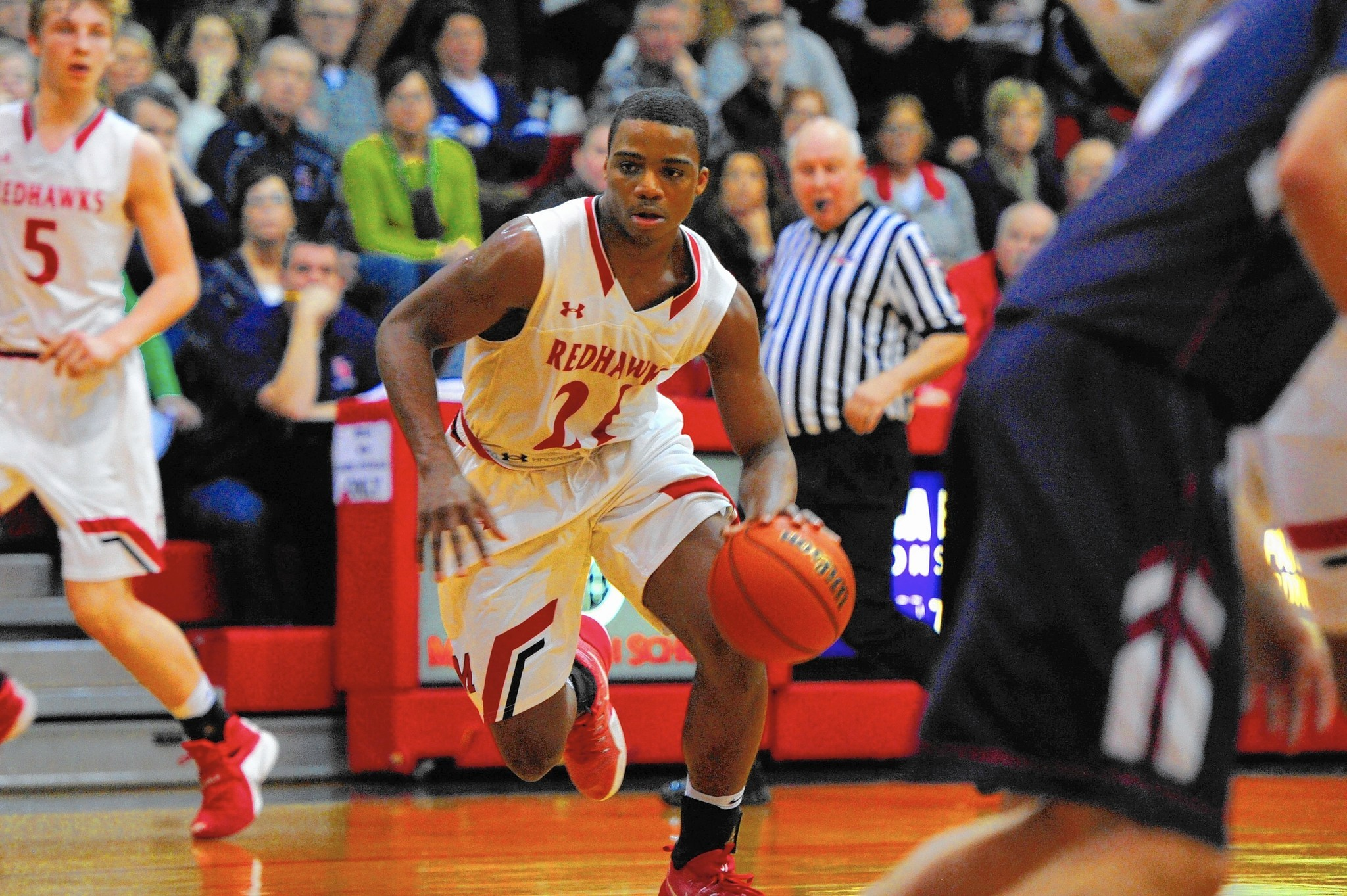 Momentous Maurice: Commander helps Marist stay in command ...