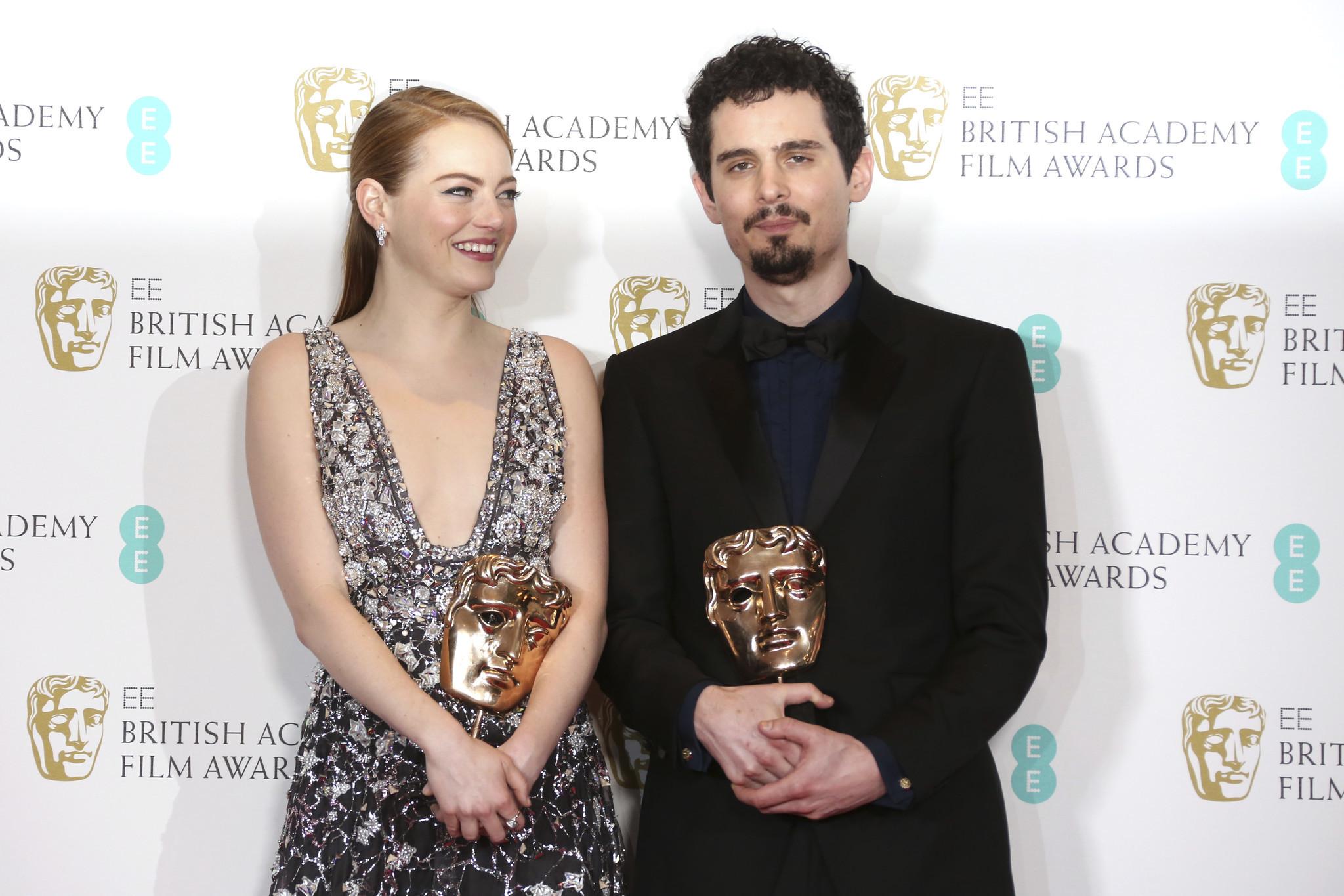 Bafta Awards: 'La La Land' Takes 5 Prizes At British Academy Awards