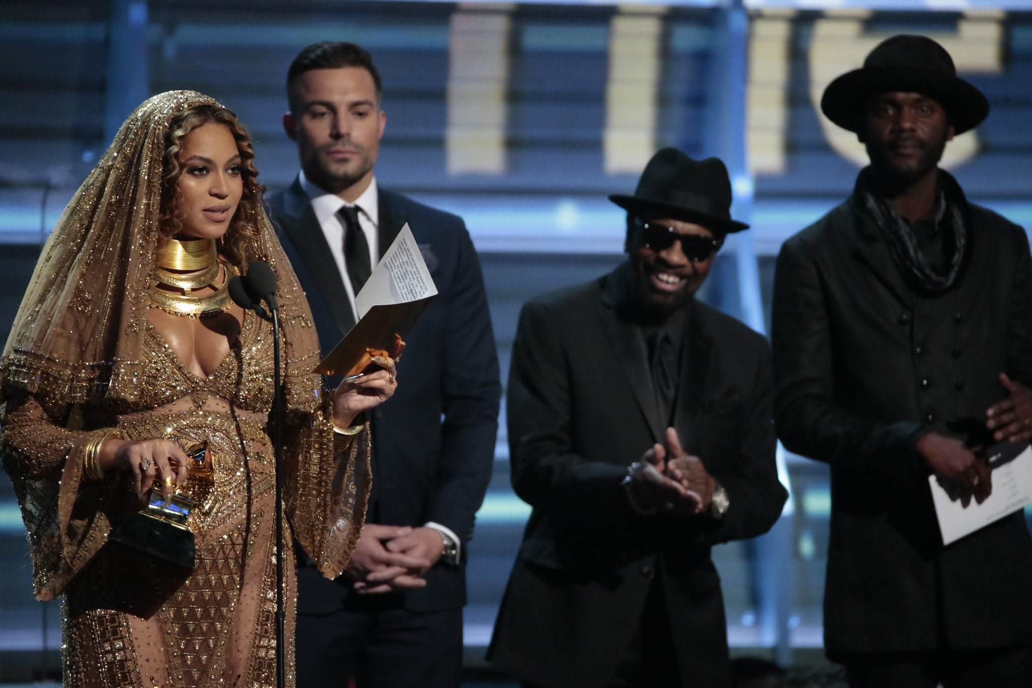 Grammy Winners: From Birth Till Death, The Grammys Captured The Full