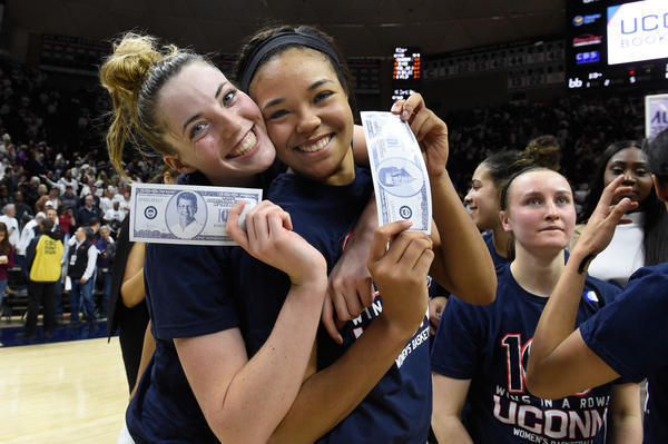 Bored by UConn women's dominance? You must not like ...
