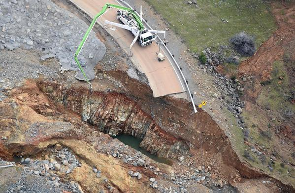 Dampocalypse - Oroville Dam Educational and Breaking News Thread of