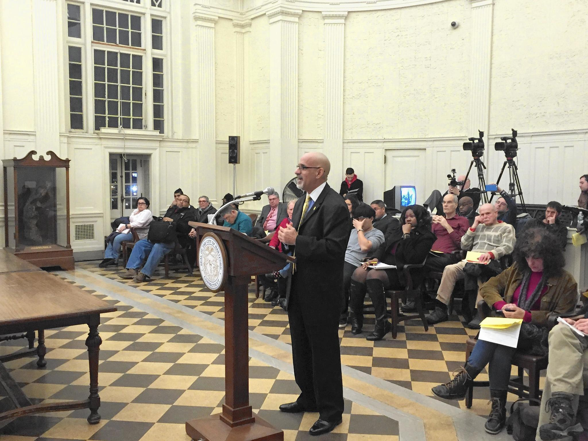 Hartford Councilwoman's Resolution Fights To Keep Civilian ...