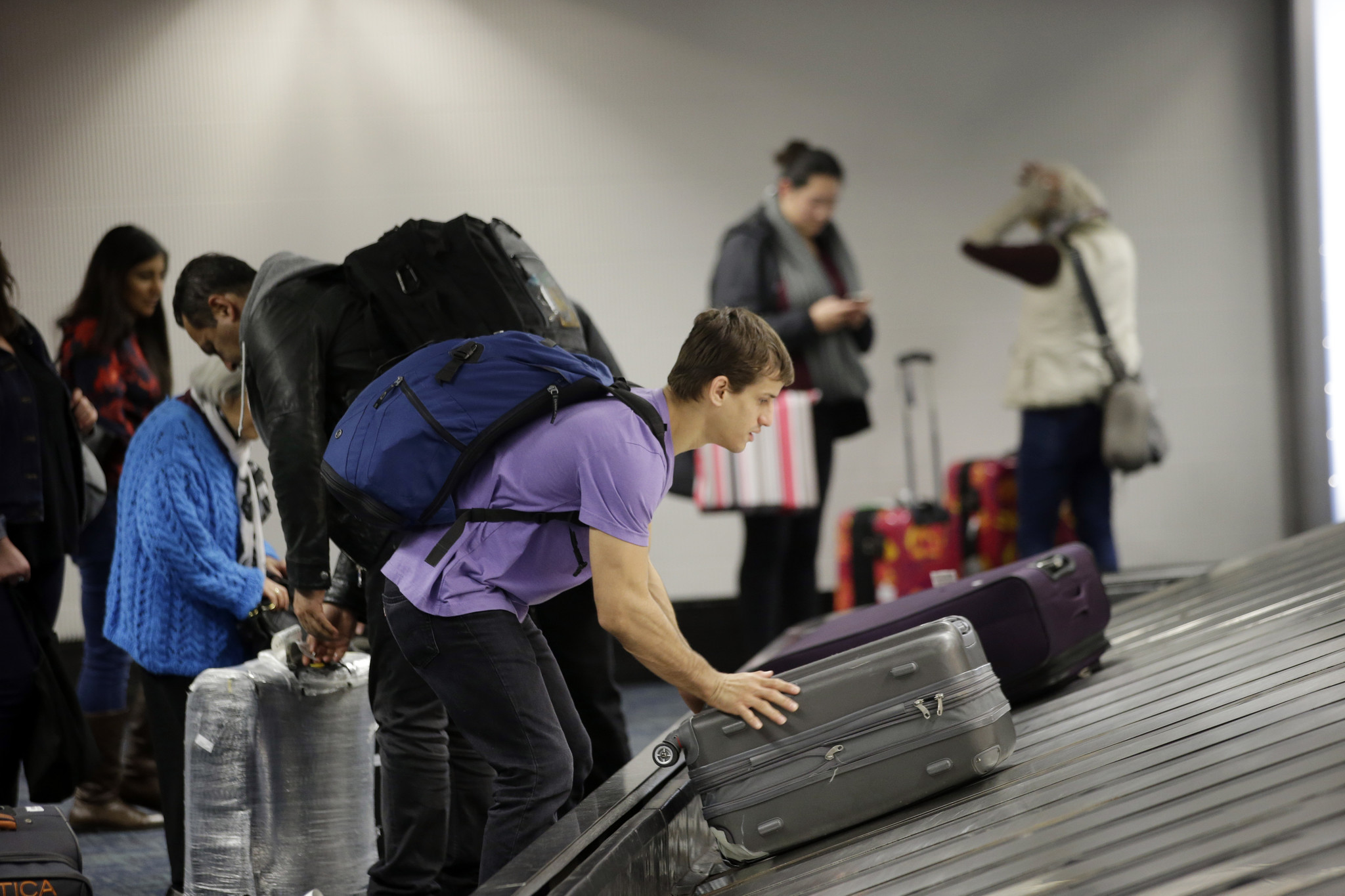 Lost Luggage Rates Hit Record Low And Canceled Flights