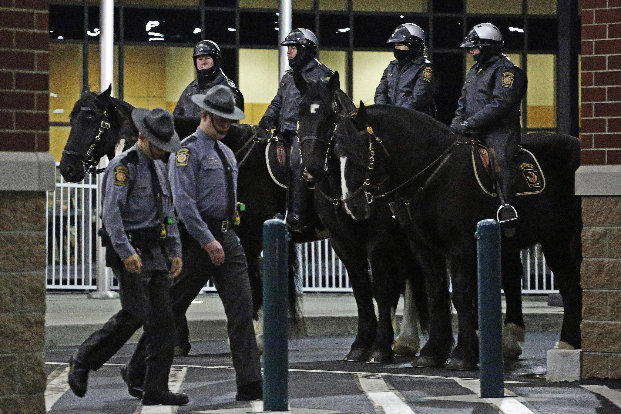 Analysis Wolf S State Police Fee Plan A Fraction Of Local