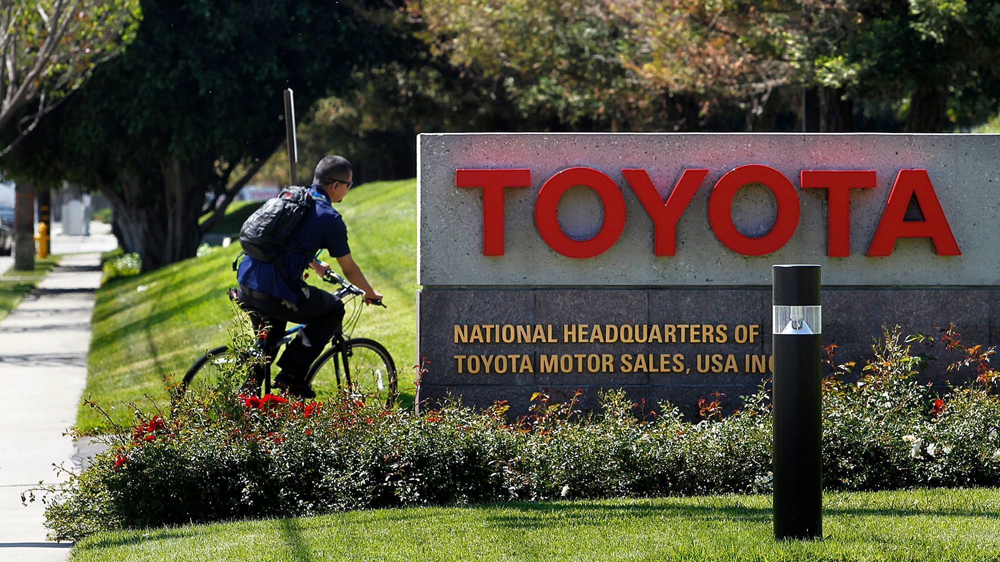 Toyota Plano Headquarters >> Sprawling former Toyota headquarters campus in Torrance is ...