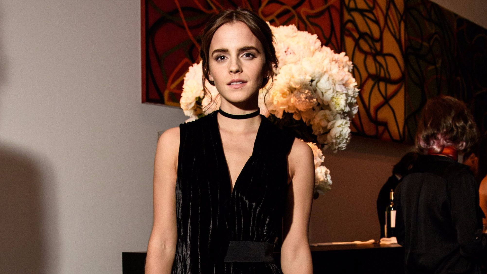 Emma Watson Tracks Her Looks From 'Beauty And The Beast