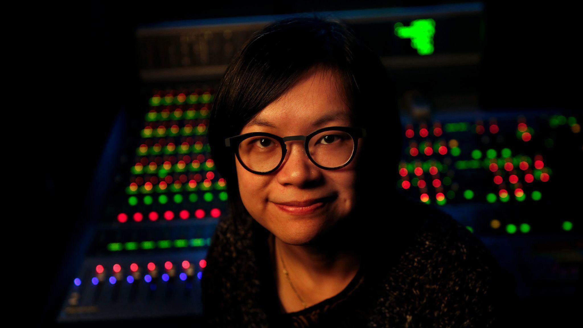 "Ai-Ling Lee, ""La La Land"" Oscar-nominated sound editor and sound mixer."