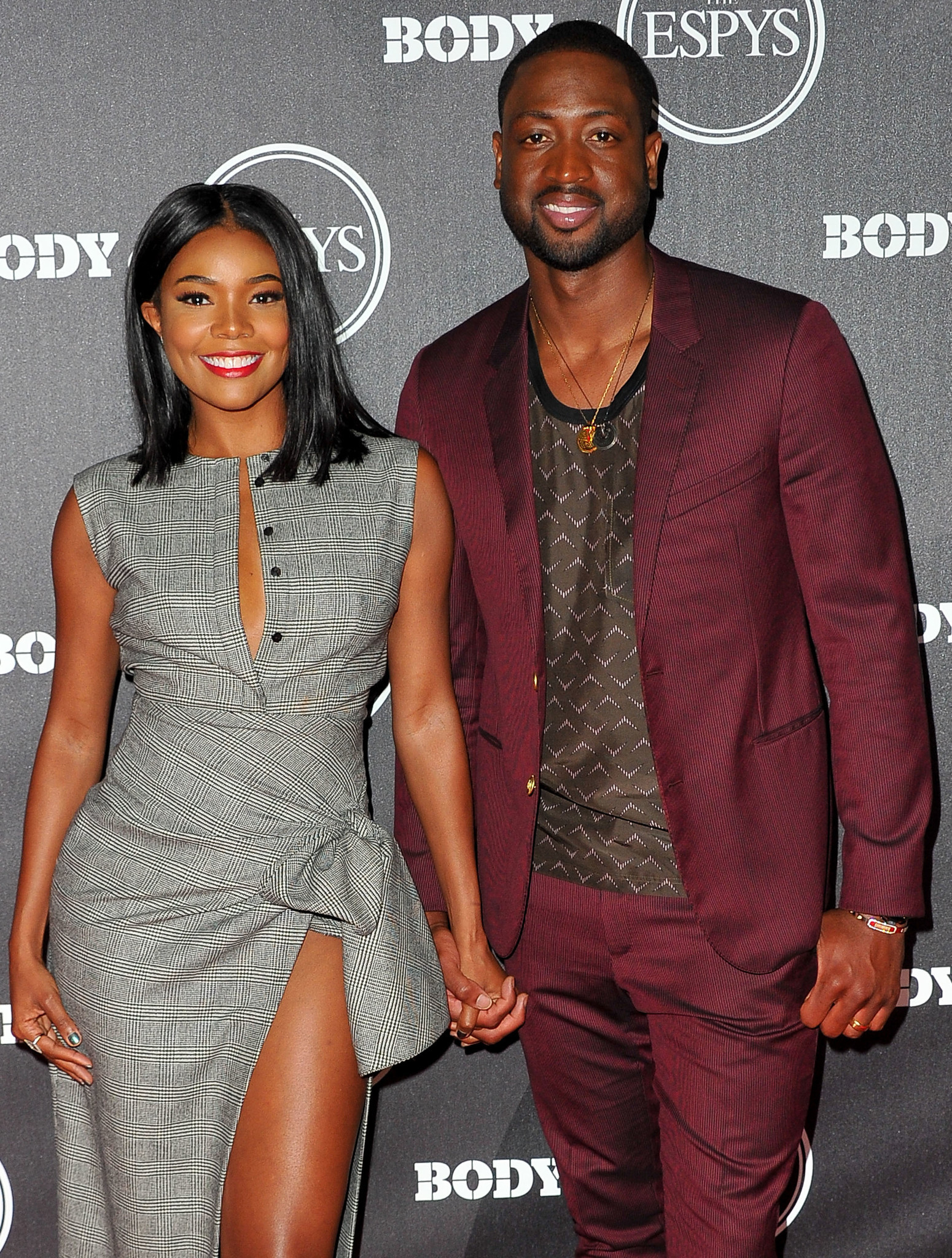 Dwyane Wade, Gabrielle Union on same page with spades, not ...